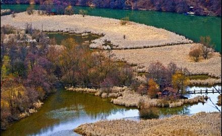 Jezero-Medjuvrsje