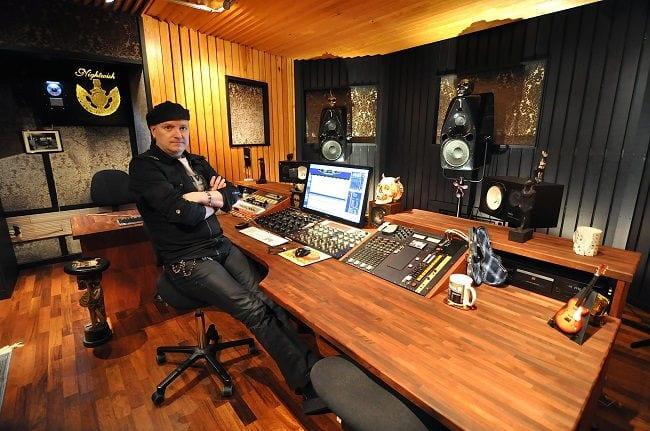 D - Studio new 2, Mika Jussila