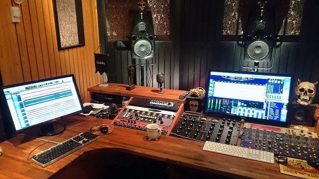 Finnvox studio 1