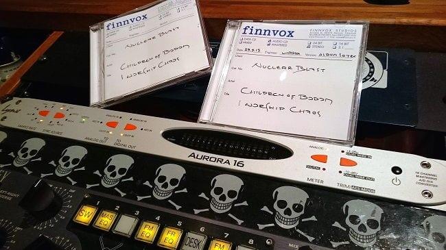 Finnvox studio- working space 3