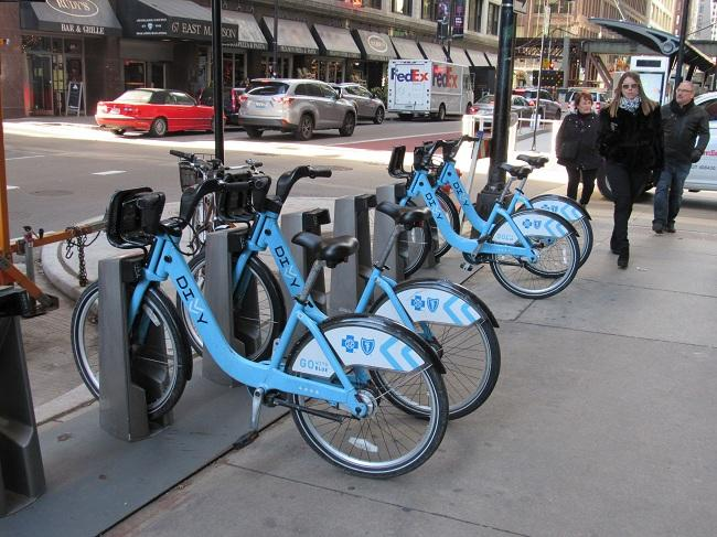 bicikle u cikagu