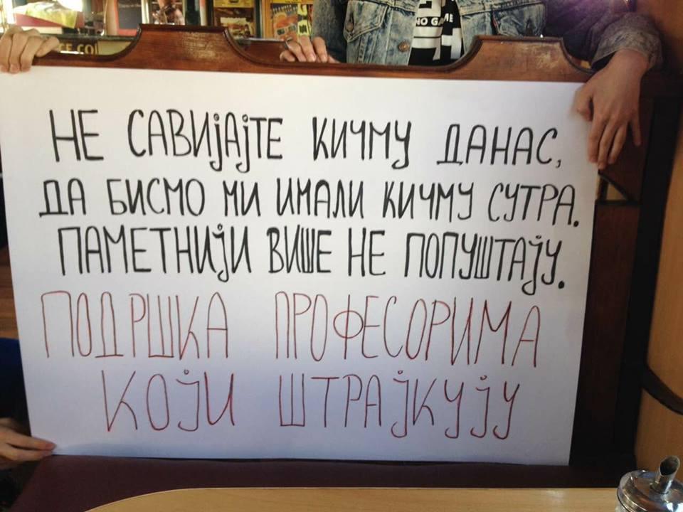štrajk
