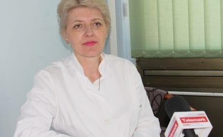 primarijus dr Žaklina Živković