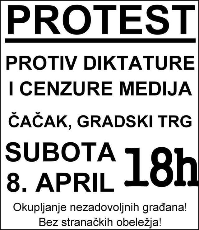 Protest-Subota