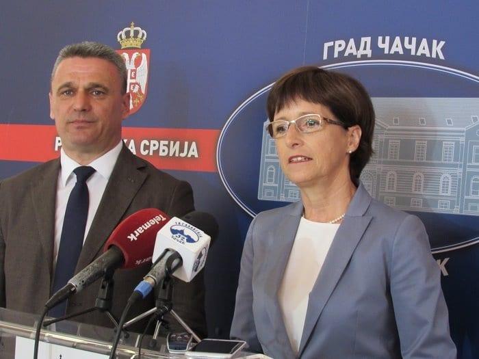 češka abasadorka