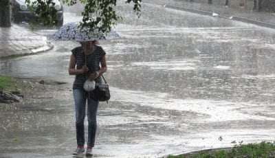 kiša, čačak