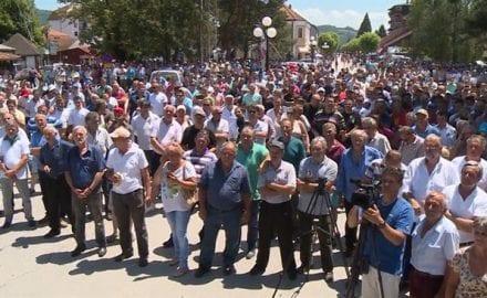 protest malinari