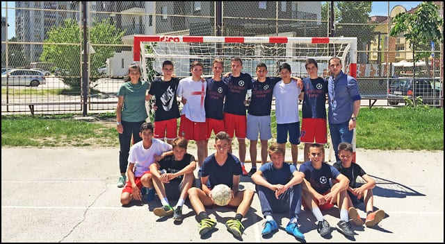 oš-Fudbal