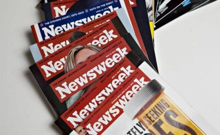 Newsweek Magazine, Losing Money Since 2007, Draws Possible Bids