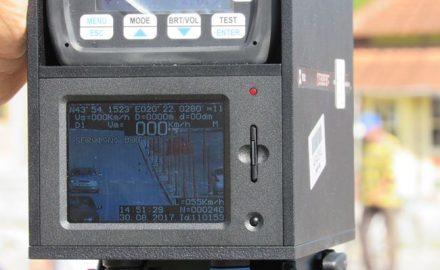 radar, policija