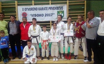 karate-Visoko