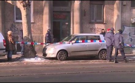 Foto Skrinšot N1 sa mesta ubistva Vlastimira Miloševića