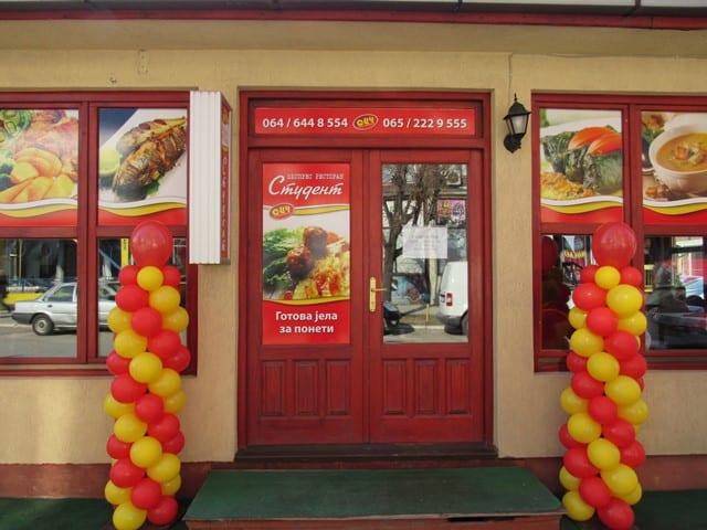 studentski restoran