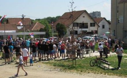 Protest u Košutnjaku