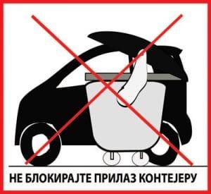 komunalac vozila