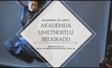 Akademija-umetnosti-u-Beogradu