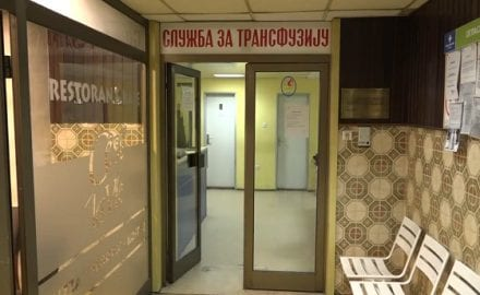 transfuzija