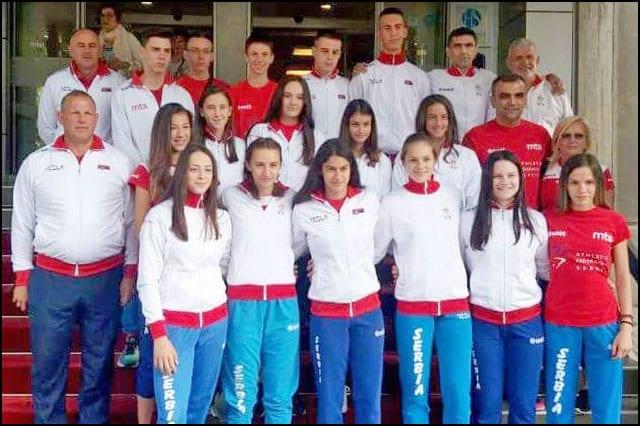 Reprezentativci-Srbije-u-Đeru-(Mađarska)