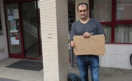 Štrajk glađu