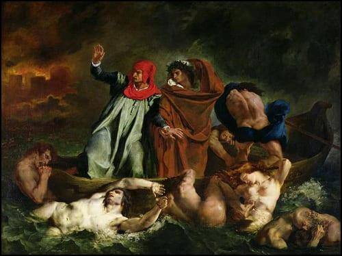 Delakroa,-Vergilije--i-Dante-u-paklu