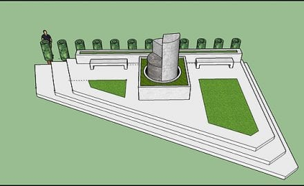 Lis-spomenik