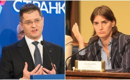 VukJerenmic Ana Brnabić
