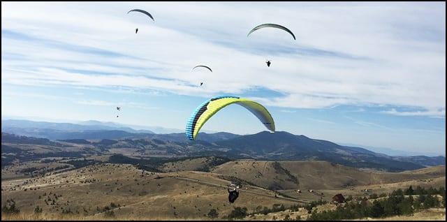 Letenje-na-Zlatiboru