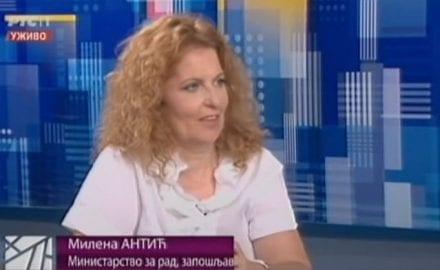 Milena Antić