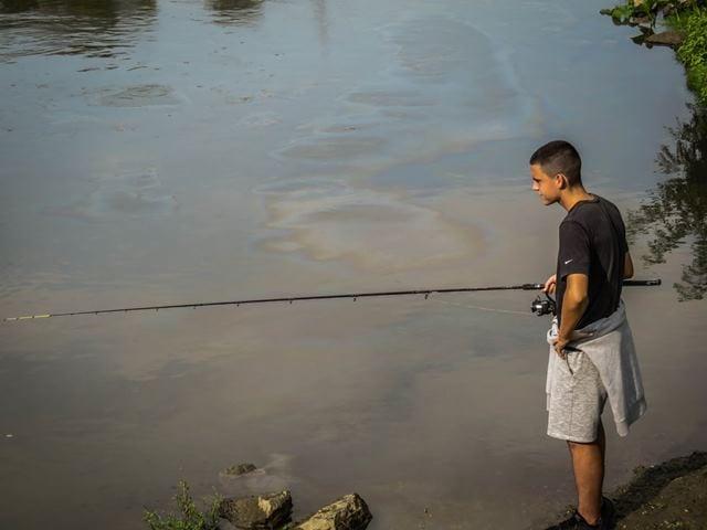 Morava pecanje