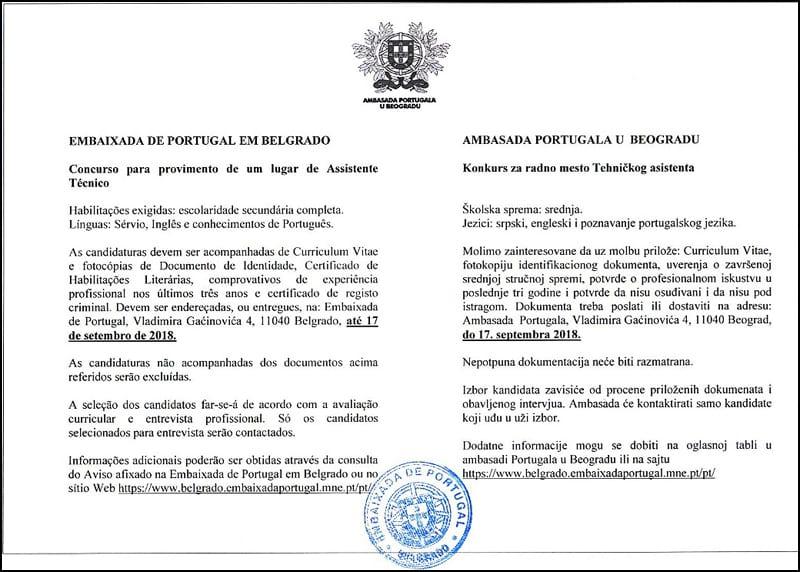portugal-ambasada