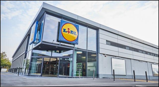 Lidl-prodavnica