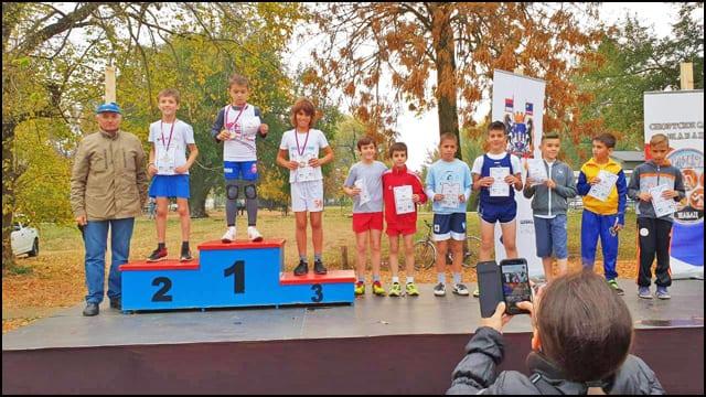 Vuk Grujić 2 mesto Andrej Cvetić 3 mesto