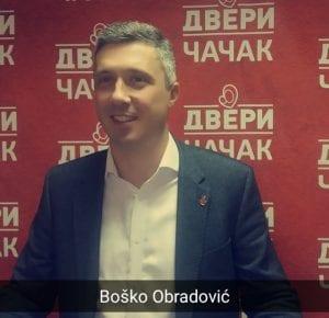 Boško Obrdaović
