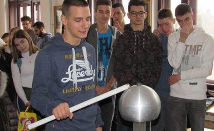 Festival fizike Gimnazija
