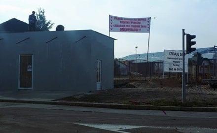 nelegalna gradnja