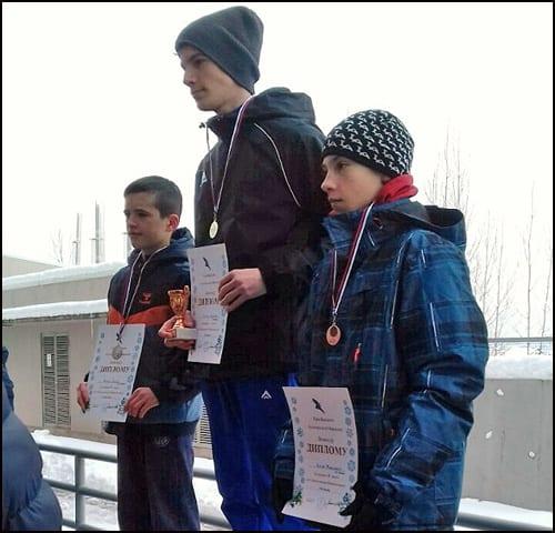 Pioniri-na-pobedničkom-postolju--Aleksa-Jović-II-mesto--Kosta-Mirosavić-III-mesto