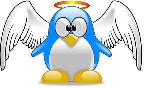 Tux-angel
