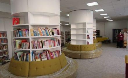 Biblioteka zgrada