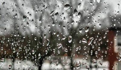 Kiša prozor