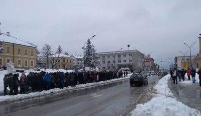 Protest prosvetara