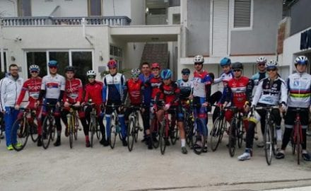 Biciklizam Borac