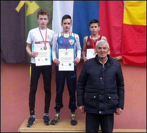Marko Milanović 3. mesto
