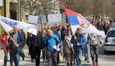 protest FRA
