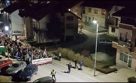 Nova-Varoš-protest