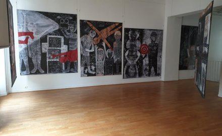 izložba srski kulturni centar pariz