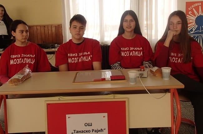 Mozgalica