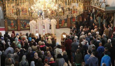 Liturgija crkva