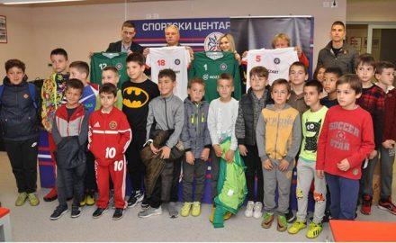 Donacija FK Borac