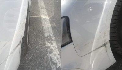 oštećeno vozilo