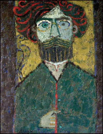 Портрет песника Диса